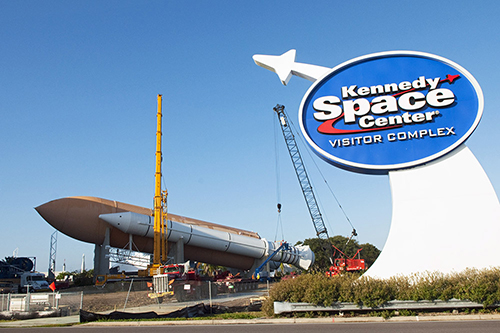 Kennedy Space Center Ingresso de 01 dia