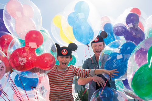 Walt Disney World Ingresso de 10 dias Park Hopper Option